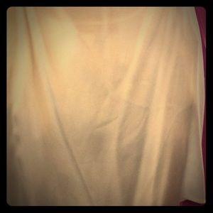 Silky top by Emmanuel UNGARO brand new never worn!